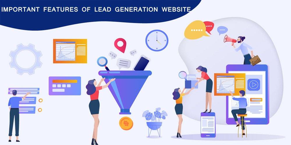 IMPORTANT LEAD GENERATION FEATURES IN YOUR WEBSITE